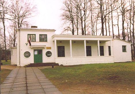 Teātra māja 1999. gadā