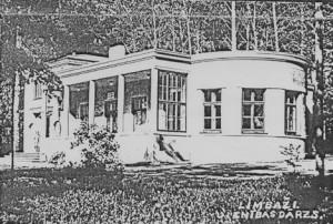 Teātra māja 20. gadsimta trīsdesmitajos gados
