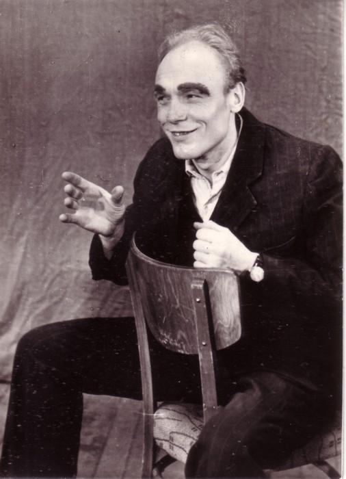 """""""Svētki Skangalē"""". Jānis Brīvnieks (???)"""